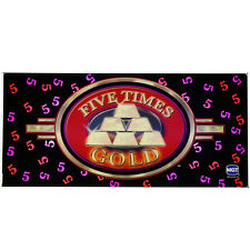 IGT Belly Glass, Five Times Gold 89302100