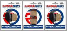Front & Rear Brake Pads for Keeway Dragon 250 Quad 07-09