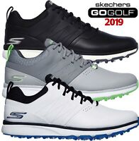 SKECHERS 2019 GO GOLF MOJO ELITE PUNCH SHOT MENS SPIKELESS WATERPROOF GOLF SHOES