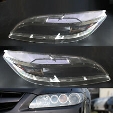 One Pair of Car Headlight Clear Lens Cover Shell Fit For Mazda 6 2003-2008 Pair