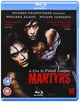 Martyrs [Blu-ray] [DVD][Region 2]