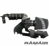 RAMAIR Surdimensionné Rigide Tuyau Air Filtre Admission Kit Pour 2.0 TFSI Audi
