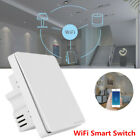 1X WIFI Intelligent Switch Graffiti Smart Alexa / Google Home Voice Control 220V