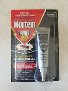 Mortein PowerGard Cockroach Gel 12,g
