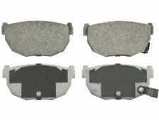 For 1982-1983 Nissan 280ZX Brake Pad Set Rear Wagner 53934BG