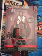 Star Wars Elite Series Poe Dameron Resistance Disney Store Exclusive Die Cast