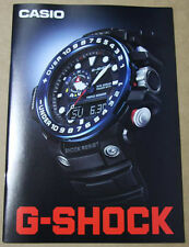 CASIO G-SHOCK Japanese Brochure Catalog 2014, 30 pages from Japan