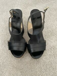 jimmy choo wedges 37.5