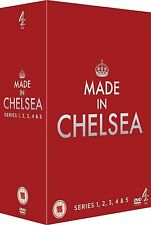MADE IN CHELSEA COMPLETE SEASONS 1-5 DVD BOX SET NEW SERIES 1 2 3 4 5