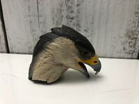 "FRANKLIN MINT COLLECTABLE ""AMERICAN BALD EAGLE HEAD"" Came Off A Large Knife"