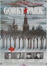 Filmplakat (A1) Gorky Park 1983 William Hurt, Lee Marvin