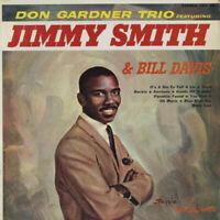 Jimmy Smith - Don Gardner Trio Featuring Jimmy (Vinyl LP - 1963 - US - Original)