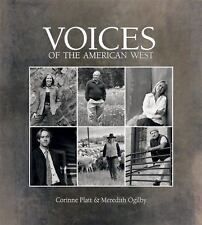 Voices of the American West by Meredith Ogilby and Corinne Platt (2009, Hardc...