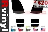 Rtint Tail Light Tint Precut Smoked Film Covers for Nissan Murano 2003-2007