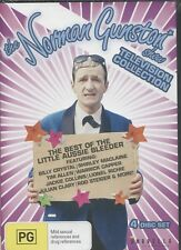 THE NORMAN GUNSTON SHOW TELEVISION COLLECTION - BEST OF  - 4 DISC SET