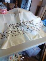 """Longaberger """"Handmade Baskets Dresden Ohio"""" Banner - Flag"""