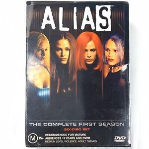 Alias The Complete First Season DVD Box Set