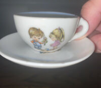 Made In Japan A Childs Tea Cup And Saucer