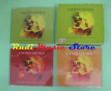 CD LATINO LOUNGE BOX 3CD compilation 2004 AZYMUTH SHAM OMEGA MANTRA (C18) no mc