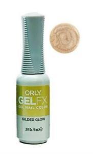 ORLY GelFX Glided Glow (Shimmer) .3 Fl Oz