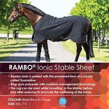 Horseware Rambo IONIC (Stable) Sheet - Förderung der Blutzirkulation