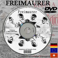 FREIMAURER ebooks ebooksammlung Literatur SAMMLUNG ebook NEU Tempelritter