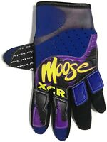 Vintage MOOSE XCR Motocross ONE GLOVE XL Off Road MX Racing Riding Dirt Bike 90s