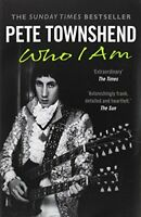 Pete Townshend: Who I Am by Townshend, Pete Book The Fast Free Shipping