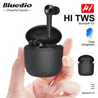 Bluedio Hi wireless bluetooth earphone for phone stereo sport earbuds headset 3C