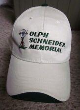 OLPH SCHNEIDER MEMORIAL Catholic golf hat Ohio baseball cap Toledo