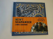 Fantastic Beasts and Where to Find Them Newt Scamander A Movie Scrapbook