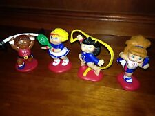 Cabbage Patch Kids Olympics Mini Figures Figurines 1995 ~ Set of 4