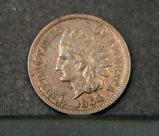 1864-L Indian Head Cent High Grade  (C2144)