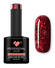 VB-1877 VB™ Line Ruby Ritz Rubin Red Saturated - UV/LED soak off gel nail polish