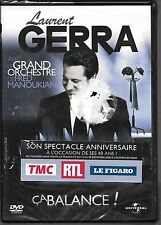 DVD ZONE 2--SPECTACLE--LAURENT GERRA--CA BALANCE ! A L'OLYMPIA 2008--NEUF
