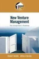 Nuevo Venture Gestión: The Entrepreneur's Mapa de Carretera por Kuratko, Donald