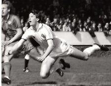 ORIGINALE stampa foto Sheffield United Michael trusson APRILE 1982 (1)