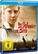 DAS WUNDER VON BERN (Peter Lohmeyer, Louis Klamroth) Blu-ray Disc NEU+OVP