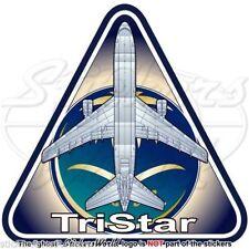 """Lockheed L-1011 TriStar SAUDI ARABIA Royal Flight AirForce Saudia Sticker 3.7"""""""