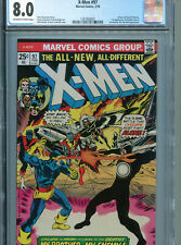 X-Men #97 (Marvel 1976) CGC Certified 8.0