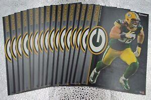 Clay Matthews Green Bay Packers 16 Fathead NFL Decal Team Logo 5X7 Tradables USC