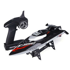 High Speed FT012 Remote Control 2.4G Brushless RC Racing Boat 50Km/h w/ Battery