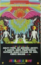 THE FLAMING LIPS 2014 HELP FROM MY FWENDS promotional poster ~NEW~MINT condition