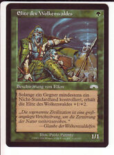 4x Skyshroud Elite / Elite des Wolkenwaldes (Exodus) Elf