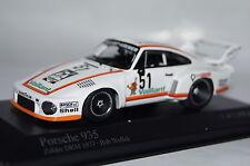 """Porsche 935/77 """"Vaillant"""" Bob Wollek DRM 1977 1:43 Minichamps neu+OVP  400776351"""