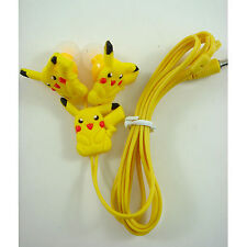 Pokemon pikachu mobile casque casque écouteur des écouteurs pour iphone MP3/4 + cadeau