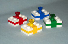 4 NEW LEGO BIRTHDAY, ALL OCCASION GIFTS, PRESENTS, PRIMARY COLORS