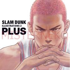 Manga - Plus/Slam Dunk Illustration 2 - Edizione limitata 500 - Panini Comics