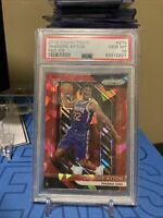 Deandre Ayton 2018 Panini Prizm Red Ice #279 PSA 10 Rookie Card RC Suns