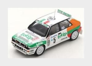 1:43 SPARK Lancia Delta Hf Integrale Evo #5 Rally Montecarlo 1993 Aghini S9025
